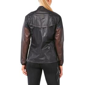 2XU Packable Membrane Jacket Women black/black